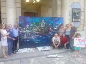 Dallo scontro alla Cultura dell'accoglienza, mostra al Vittorio Emanuele di Messina