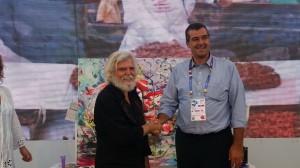 All'Expo l'arte di Salonia diventa patrimonio mondiale